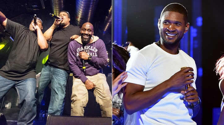Hear De La Soul and Usher's Lush Jam 'Greyhounds'