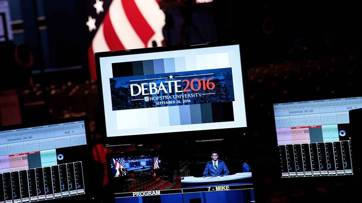 How to Watch First Presidential Debate Between Hillary Clinton, Donald Trump
