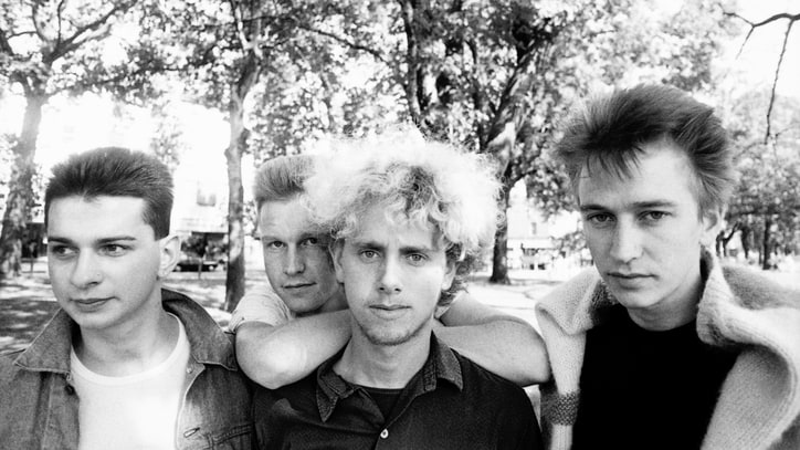 Depeche Mode Detail Massive Video Box Set