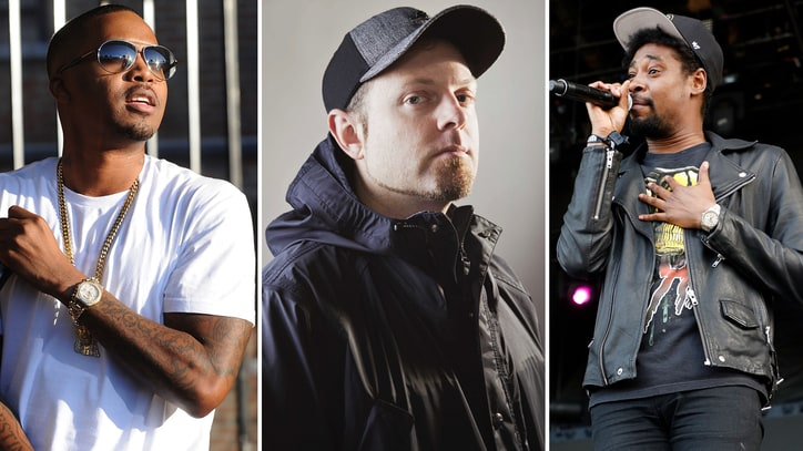 DJ Shadow Enlists Nas, Danny Brown for Surprise New EP
