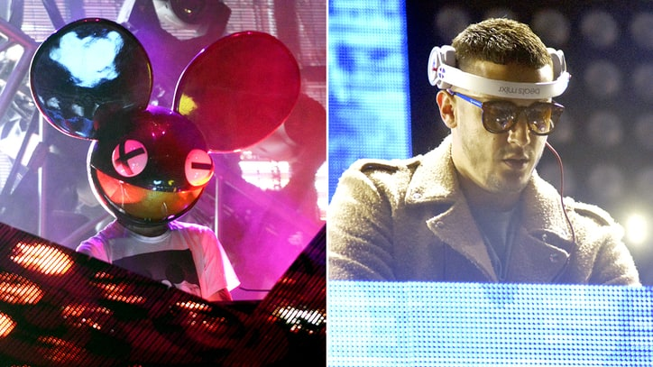 Deadmau5 & Eric Prydz, DJ Snake Headline 2017 Electric Zoo Festival