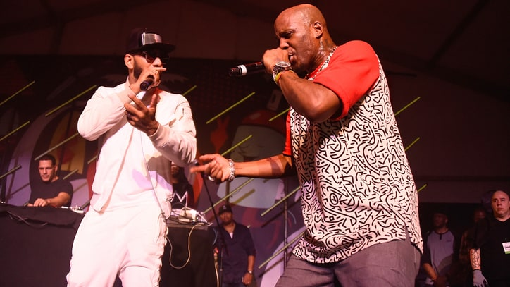 DMX Plots Ruff Ryders Reunion Tour With Swizz Beatz, Eve