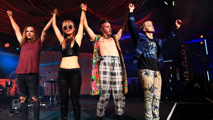 Hear DNCE's Funky New Song 'Body Moves'