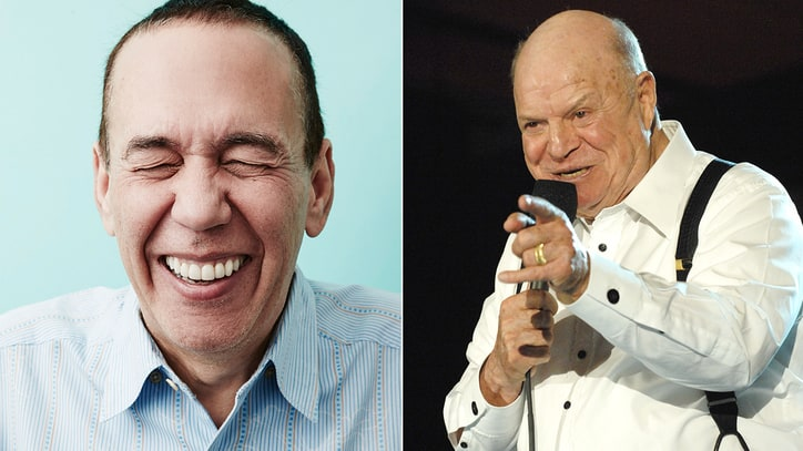 Gilbert Gottfried Remembers Don Rickles: 'He Was Sharp 'Til the End'