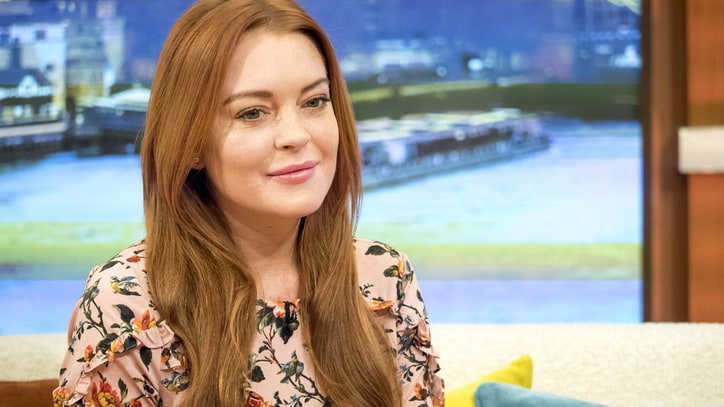 Lindsay Lohan Defends Donald Trump: 'Stop Bullying Him and Start Trusting Him'