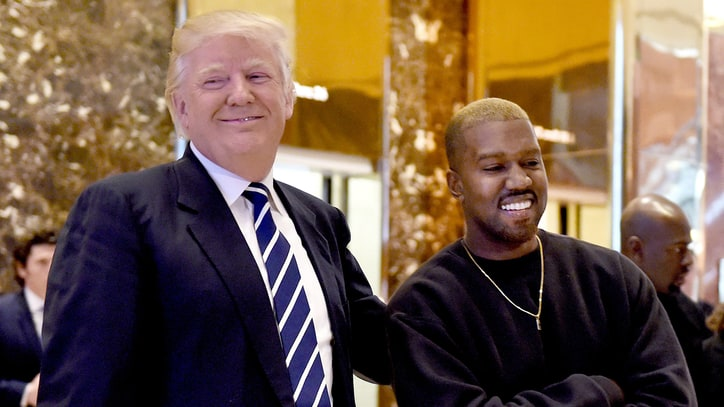 Donald Trump, Kanye West, Deaths Among 2016's Most-Edited Wikipedia Pages
