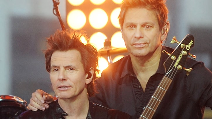 Hear Duran Duran Duo's 'No Rewind,' Penned by At-Risk Youth