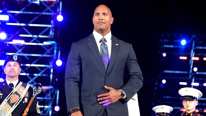 Campaign Committee Set Up to Explore Dwayne 'The Rock' Johnson 2020 Presidential Run