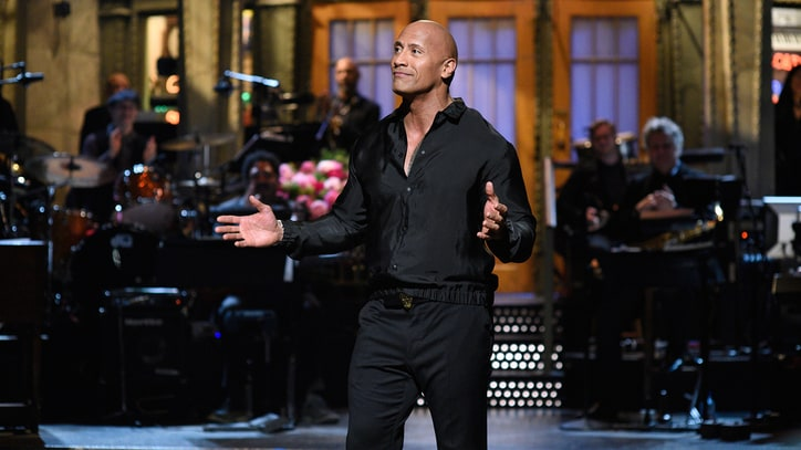 Dwayne 'The Rock' Johnson on 'SNL': 3 Sketches You Have to See
