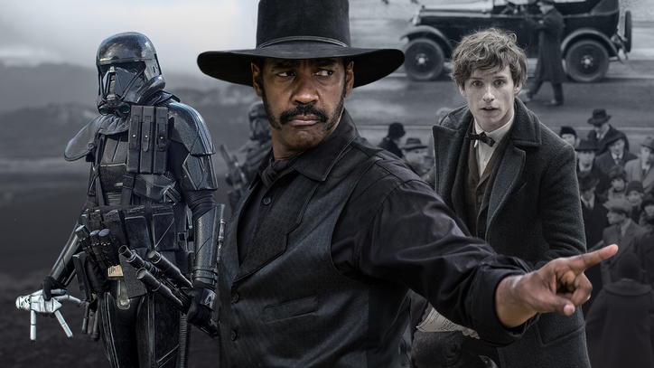 Fall Movie Preview 2016: Oscar Hopefuls, Slave Rebellions and 'Rogue One'