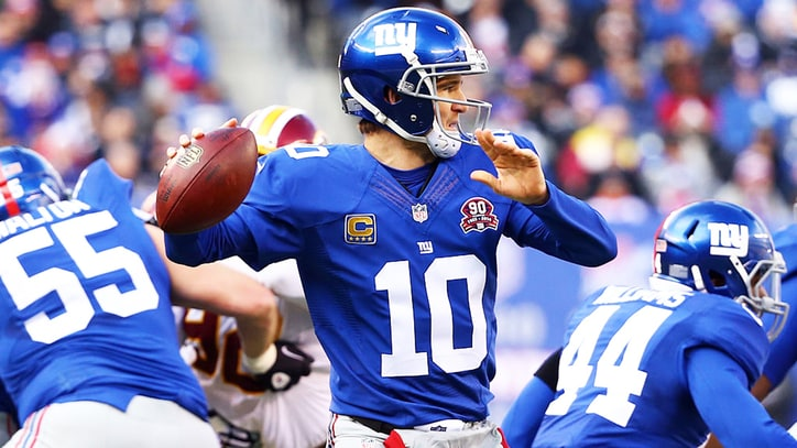 Did Eli Manning Really Use 'Trump' as Audible Call in Game?