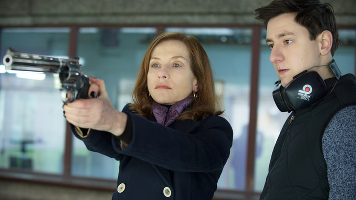 'Elle' Review: Paul Verhoeven Does Female Empowerment With a Perverse Twist