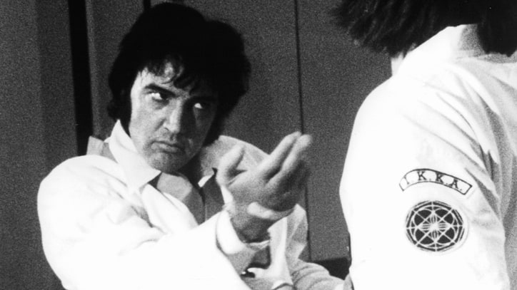 Elvis Presley's Guitar, Birth Document, Karate Gi Go to Auction