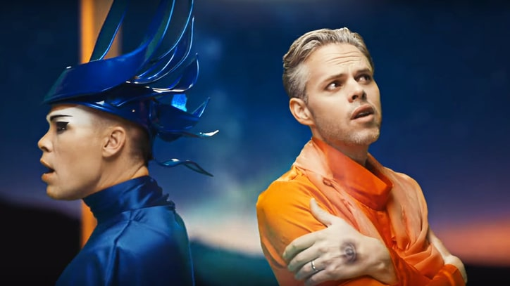 Watch Empire of the Sun's Futuristic 'High and Low' Video