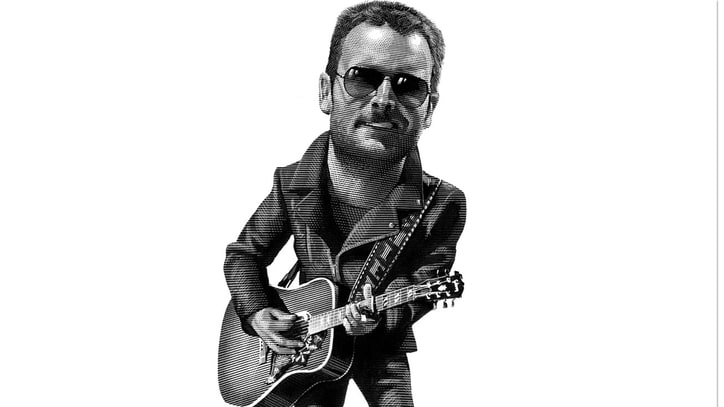 The Last Word: Eric Church on Vinyl Escapism, Being Upstaged by Stallone