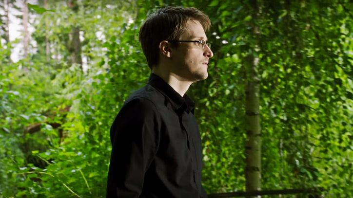 See Edward Snowden Cameo in Peter Gabriel's 'The Veil' Video