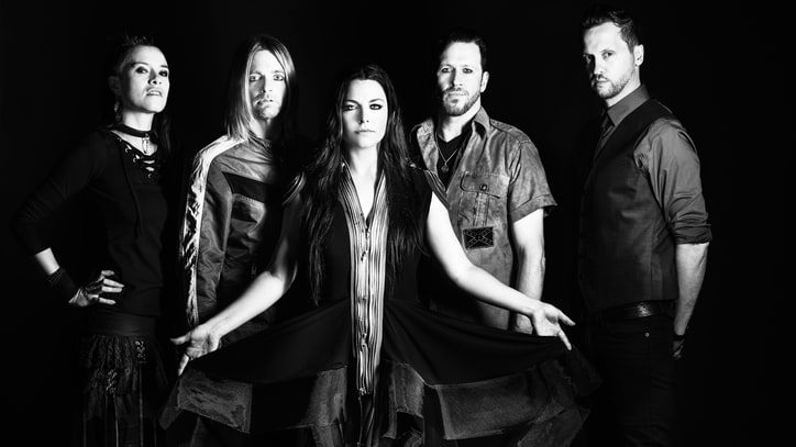 Evanescence Announce Fall Tour