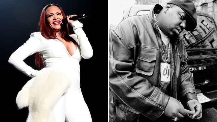 Faith Evans Details Notorious B.I.G. Duets LP 'The King & I'