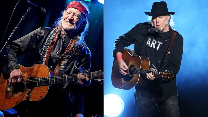 Farm Aid: Willie Nelson, Neil Young, Dave Matthews Plot All-Star Concert