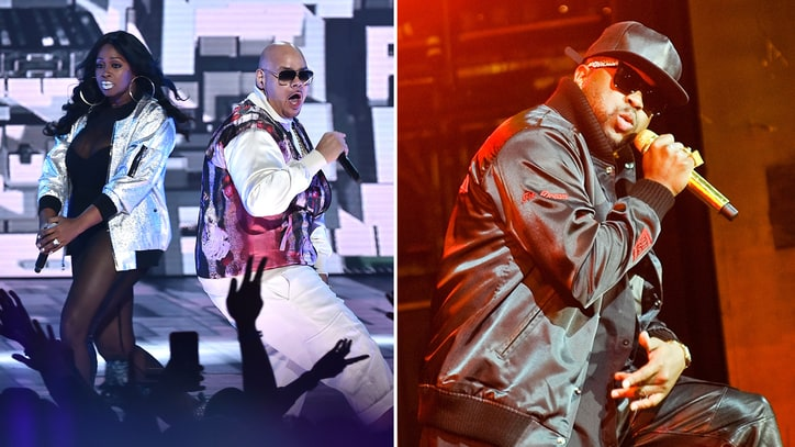 Hear Fat Joe, Remy Ma's Breezy New Song 'Heartbreak' With The-Dream