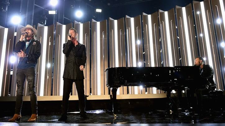 See John Legend, Florida Georgia Line Join Forces for Billboard Music Awards 2017