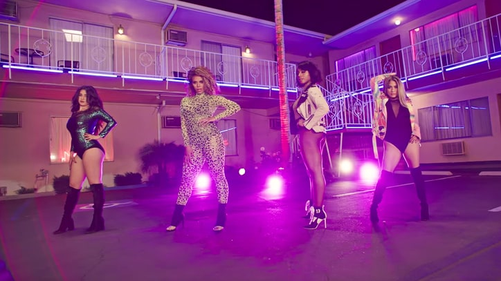 Watch Fifth Harmony's Wild Motel Party in New 'Down' Video