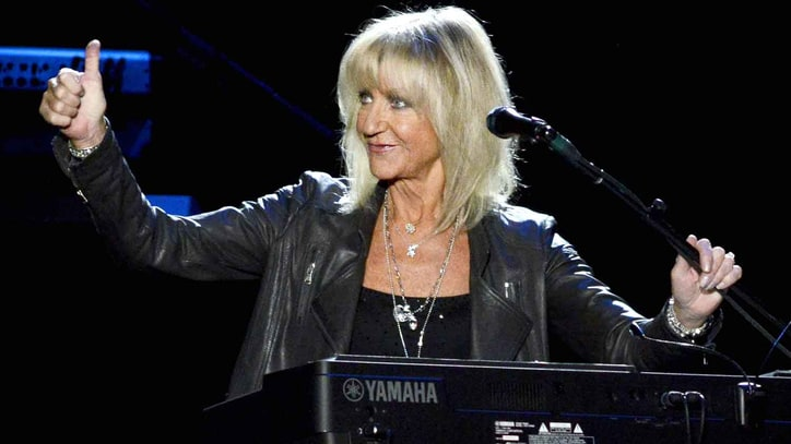 Christine McVie on Fleetwood Mac's 'Peculiar' 'Mirage' Sessions, New LP