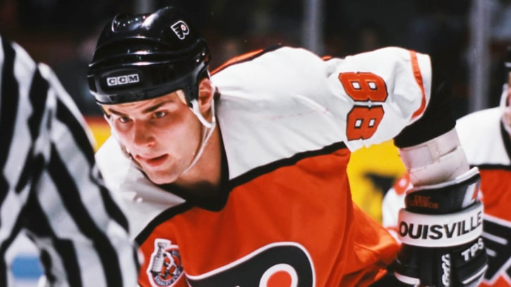 Eric Lindros on Hockey Hall of Fame Induction, Career Controversies
