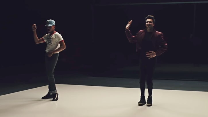 See Chance the Rapper, Francis and the Lights' Quirky New Dance Video