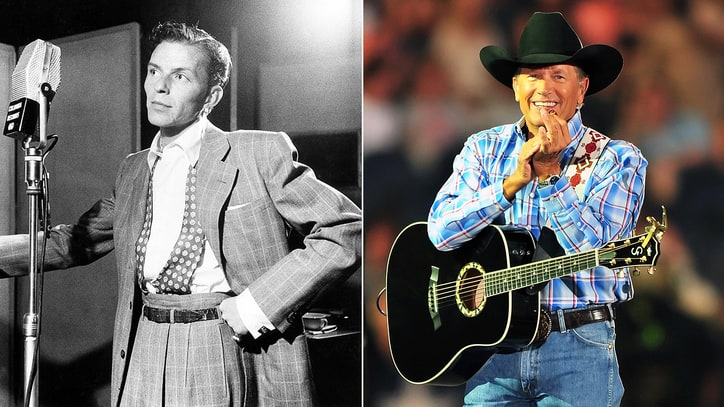 Flashback: Hear George Strait, Frank Sinatra's 'Fly Me to the Moon' Duet