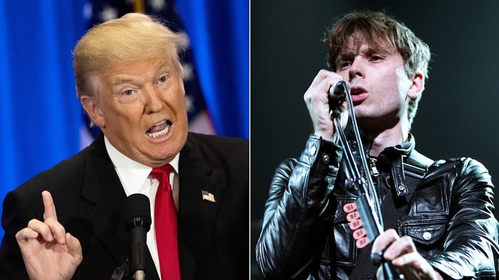 Hear Franz Ferdinand Slam Donald Trump in 'Demagogue'