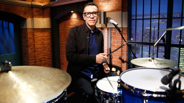 Fred Armisen on Meeting Prince, Drum Solos and Mock Rock Docs
