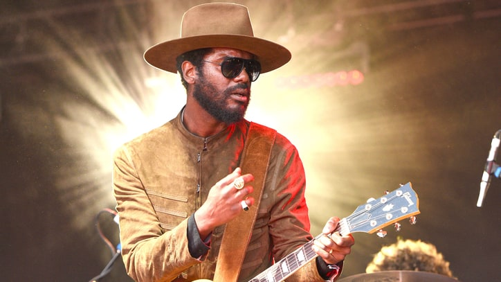Gary Clark Jr. on Jimi Hendrix Comparisons at Monterey Pop: I'll 'Soak It Up'