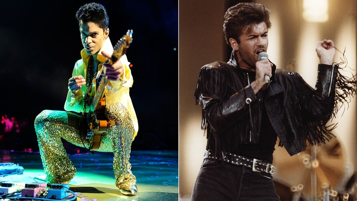 Grammys Announce Prince, George Michael Tributes