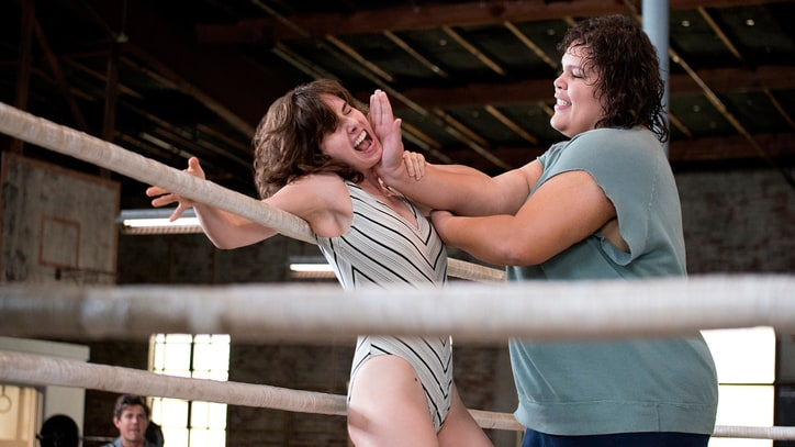 Watch Uproarious Trailer for Netflix's Female Wrestling Comedy 'GLOW'