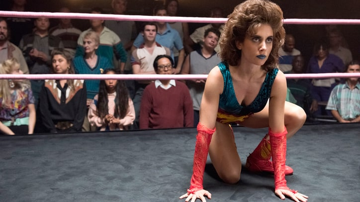 'GLOW' Fight Coordinator Chavo Guerrero Jr. on Getting Wrestling Right