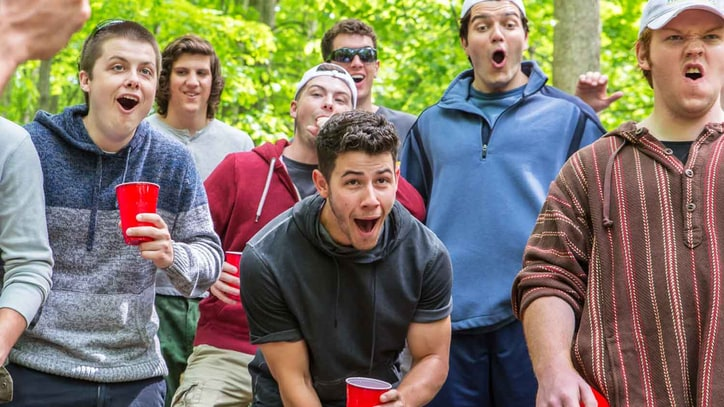 'Goat' Review: Welcome to Nick Jonas' Fratboy Nightmare