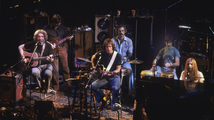 Grateful Dead Movie Meet-Up To Screen Unreleased 1989 D.C. Concert