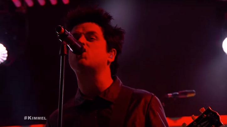 Watch Green Day Unleash Raucous 'Revolution Radio' on 'Kimmel'