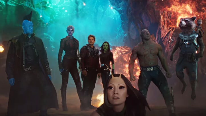 See Guardians of the Galaxy Save Universe Again in 'Vol. 2' Trailer