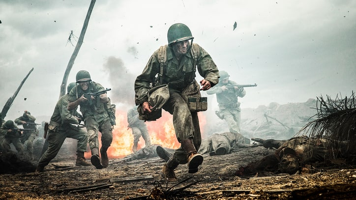 'Hacksaw Ridge' Review: Mel Gibson Returns With a War Movie About Peace