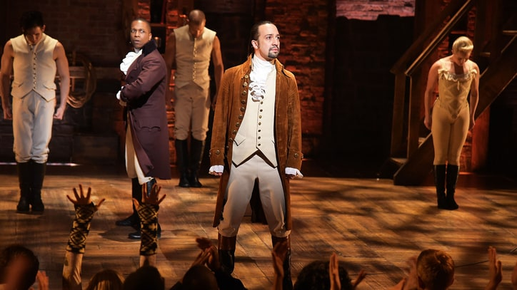 'Hamilton Mixtape': Usher, Sia, Jimmy Fallon Lead Track List