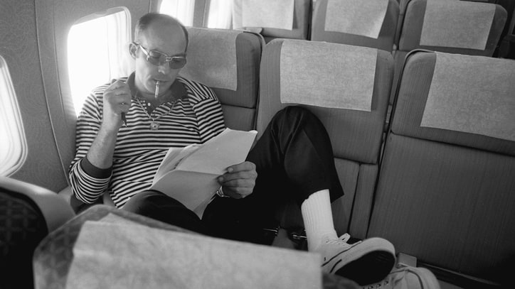Rolling Stone at 50: How Hunter S. Thompson Became a Legend