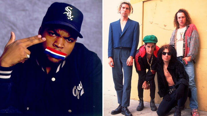 15 Songs That Predicted the L.A. Riots