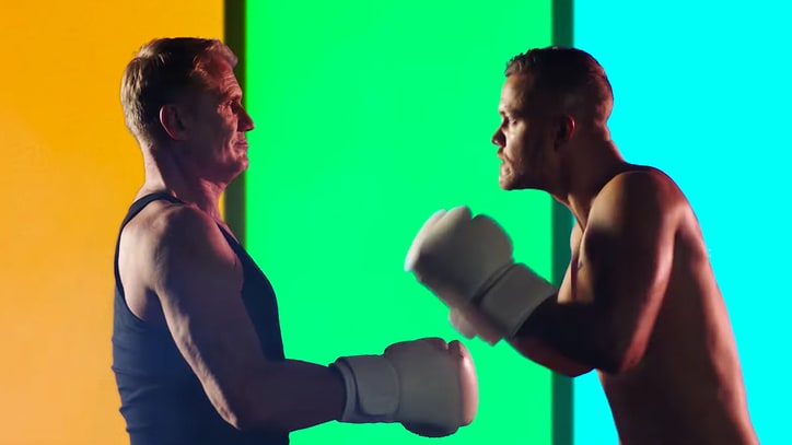 Watch Imagine Dragons' Violent 'Believer' Video Starring Dolph Lundgren