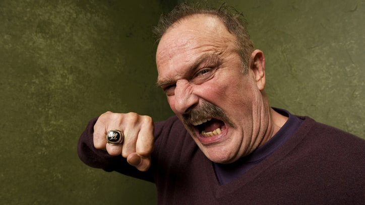 Jake 'The Snake' Roberts Is Still Standing