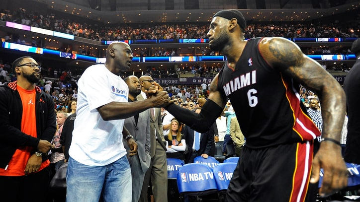Give up the GOAT: Why LeBron James Should Stop Chasing Michael Jordan