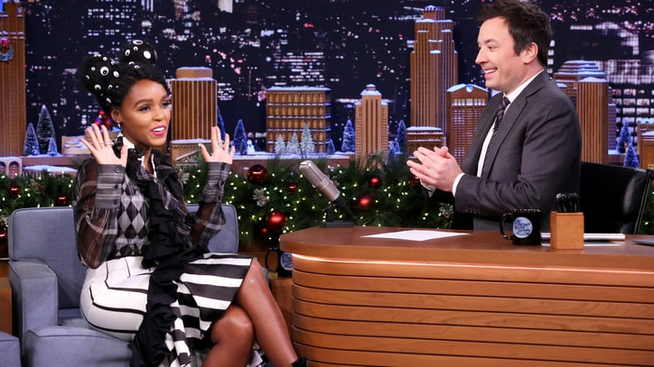 Watch Janelle Monae Talk Getting Fired From Office Depot on 'Fallon'
