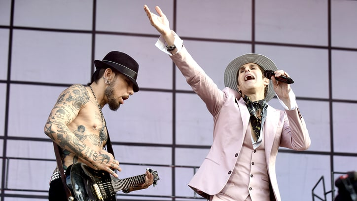 Jane's Addiction Prep 'Ritual de lo Habitual' 25th Anniversary Concert Film