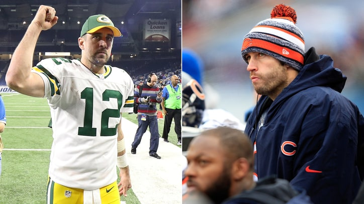Aaron Rodgers, Jay Cutler and the Great Football Rivalry That Never Was